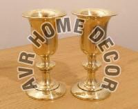 Brass Goblets