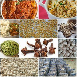 Agro Products Like Fresh Garlic, Yellow Maize, Basmati Rice