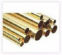Plain Brass Tubes