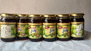 Pulpy Guava Fruit Jelly