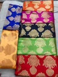Gamala Printed Taffeta Silk Jacquard Fabric