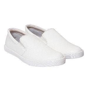Fliippi Canvas White Fly Shoes
