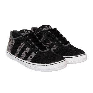 Flippi Canvas Black Good Looking Shoes