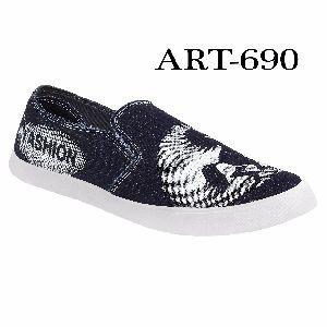 Flippi Loafer Light Black Cool Fashion Shoes