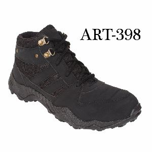 Flippi Sport Hard Work Black Shoes