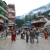 Chandigarh To Manali Taxi Services