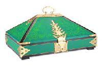 Ethnic Jewelry Box
