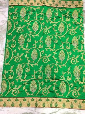 Zari Work Art Silk Sarees