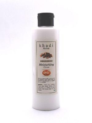 Khadi Herbal Sandalwood Moisturizing Cream