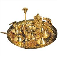 Brass Pooja Items in Tamil Nadu - Manufacturers and
