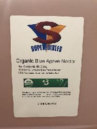 Superedibles Organic Blue Agave Nectar