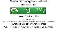 Superedibles Organic Cashews