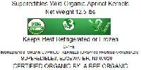 Superedibles Organic Raw Almonds (12.5 Lbs)