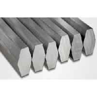 hexagonal bright steel bars