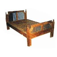 Antique Wooden Beds