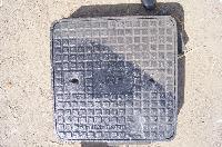 JFPL 11Cast Iron Manhole Covers