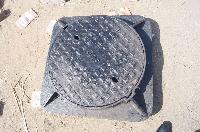 JFPL 12 Cast Iron Manhole Covers