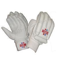 BDM Admiral Super Test Or All White Batting Gloves