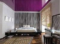 Lacquered Stretch Wall Ceiling