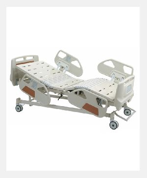Five-Function Electric Hospital Bed