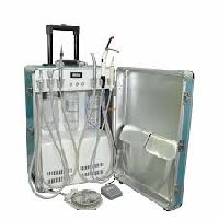 portable dental air compressor