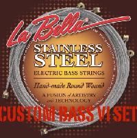 Build A Custom Bass Vi Steel Set