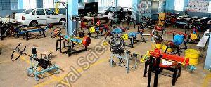 Automobile Engineering Lab Equipment