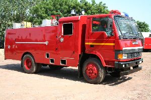 Medium Water Tender Fire Truck