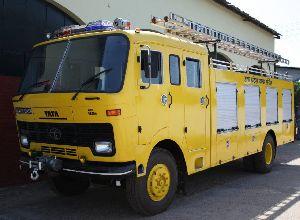 Water Tender Fire Truck