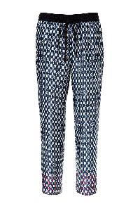 Cotton Printed Ladies Trouser