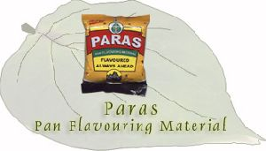 Paras Pan Flavouring Material
