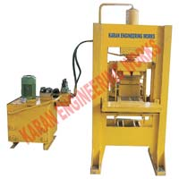 2 Brick Fly Ash Brick Making Machine