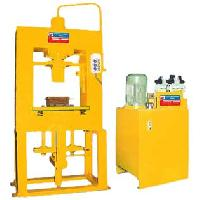 Paver Block D-mould Machine