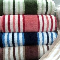 Yarn Dyed Towels