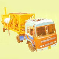Asphalt Mobile Hot Mix Plant