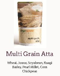 multi grain wheat powder