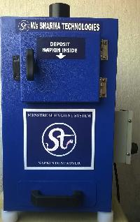 AUTOMATIC NAPKIN DESTROYER MACHINE (SEMI)