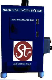 AUTOMaTIC SENITERY  NAPKIN DESTROYER MACHINE(FULLY  AUTOMETIC)