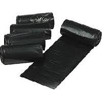 Black Colored Garbage Bags