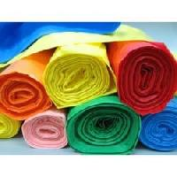 Multi Colored Garbage Bags