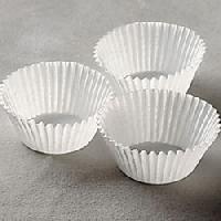 Plain Paper Muffin Cups