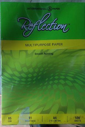 Reflection Copier Paper A4 65 Gsm