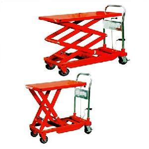 Hydraulic hand table truck sptt 350