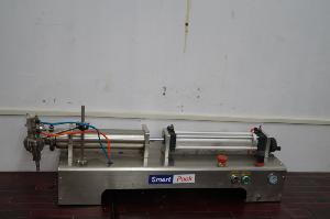 sps 102 pneumatic type Liquid filling machine