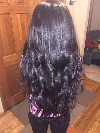 Multi Donor Wavy Hair