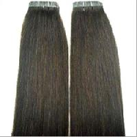 Natural Straight Tape In Hair Extensions
