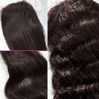 Silk Base Closure Hair Extensions