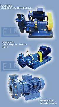 Horizontal Pumps For Filter Press