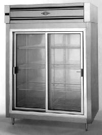 Sliding Glass Door Refrigerator