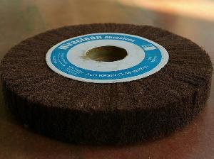 Non Woven Abrasive Polishing Wheel